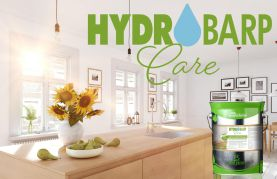 BARPIMO LAUNCHES A NEW RANGE OF HYGIENIC WATER-BASED FINISHES FOR INDOOR WOOD